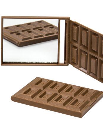 espejo tableta de chocolate recuerdo original chicas