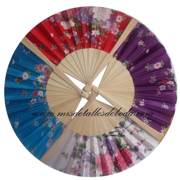 abanicos4colores