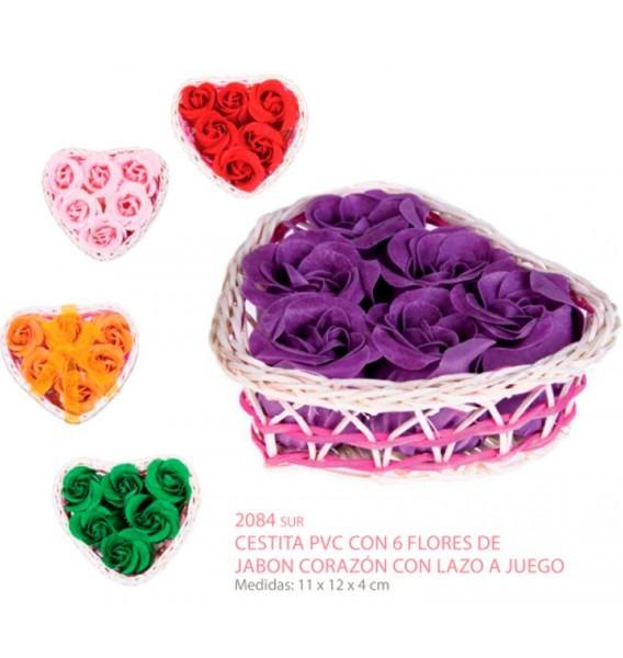 cestita-corazon-con-6-flores-de-jabon