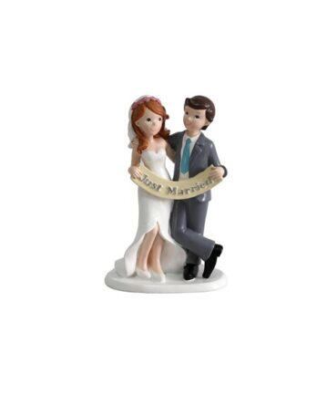 figura-pastel-just-married
