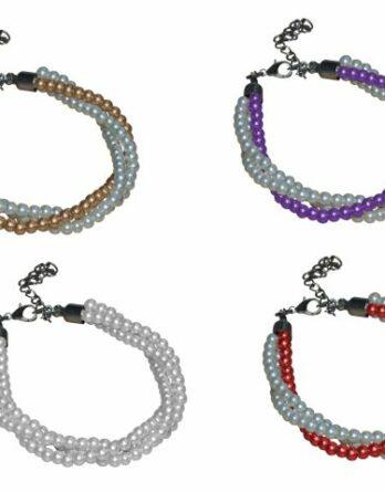 pulsera-perlas-triple-recuerdo