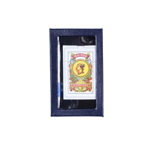 set-baraja-cartas-espanola-boligrafo-en-estuche