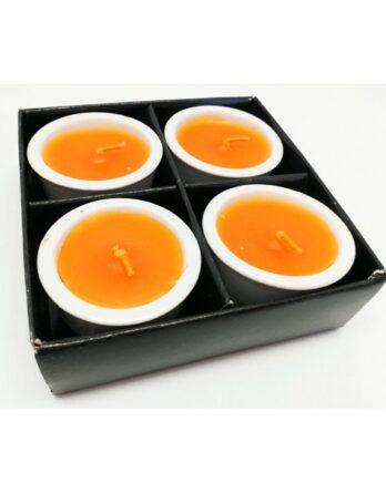 set-4-velas-naranjas