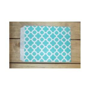 lote-25-bolsas-de-papel-mosaico-de-regalo-azul