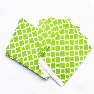 lote-25-bolsas-de-papel-mosaico-de-regalo-verde