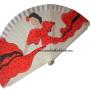 abanico-pintado-sevillana-roja-boda