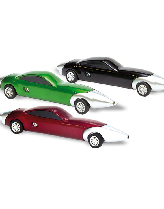 boligrafo coche carreras original