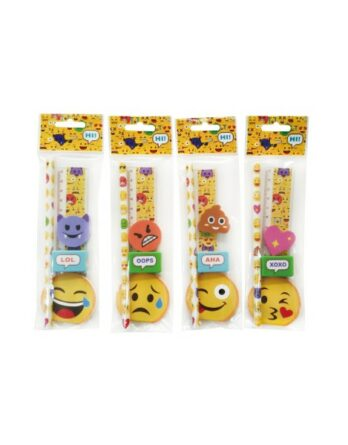 set-5-pcs-papeleria-emoticonos-de-regalo