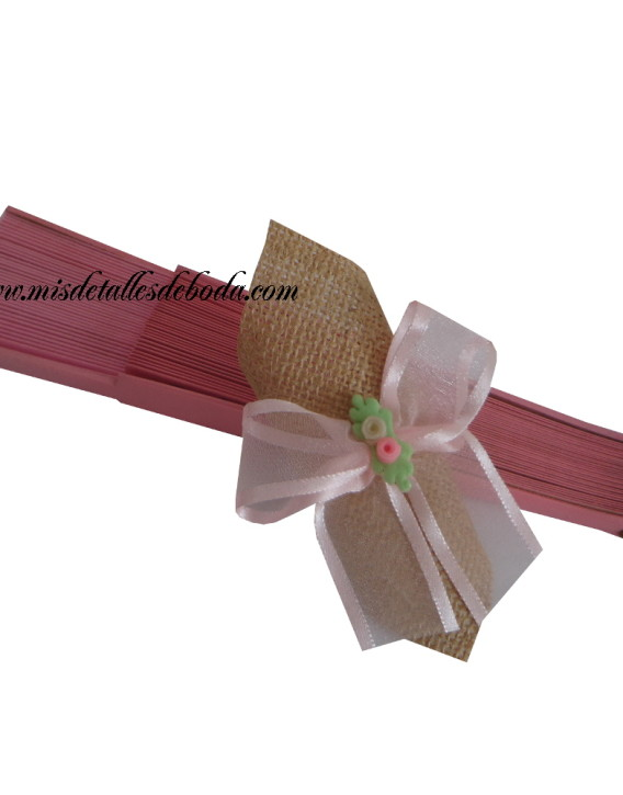 como-decorar-abanico-boda