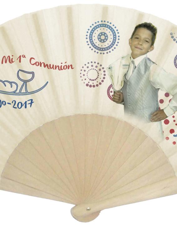 abanico-personalizado-foto-comunion
