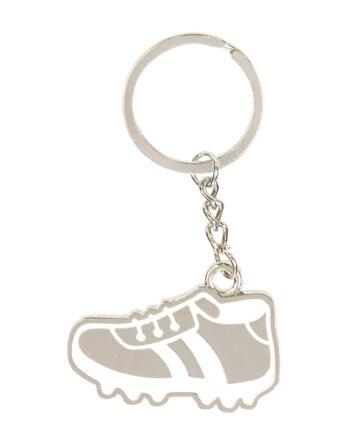 llavero bota futbol