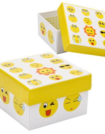 Caja emoticonos