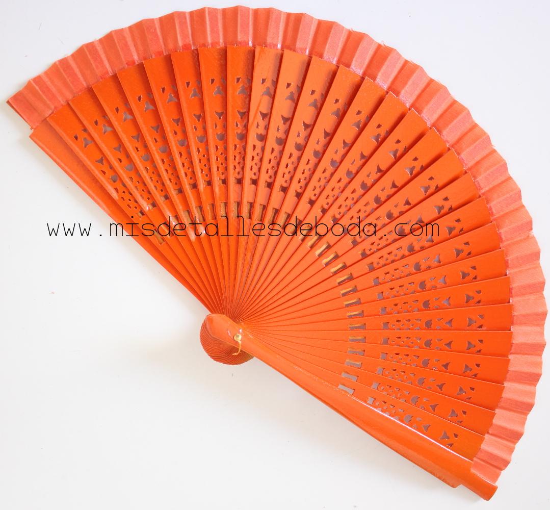 abanico-naranja-boda-detalle-recuerdo-regalo