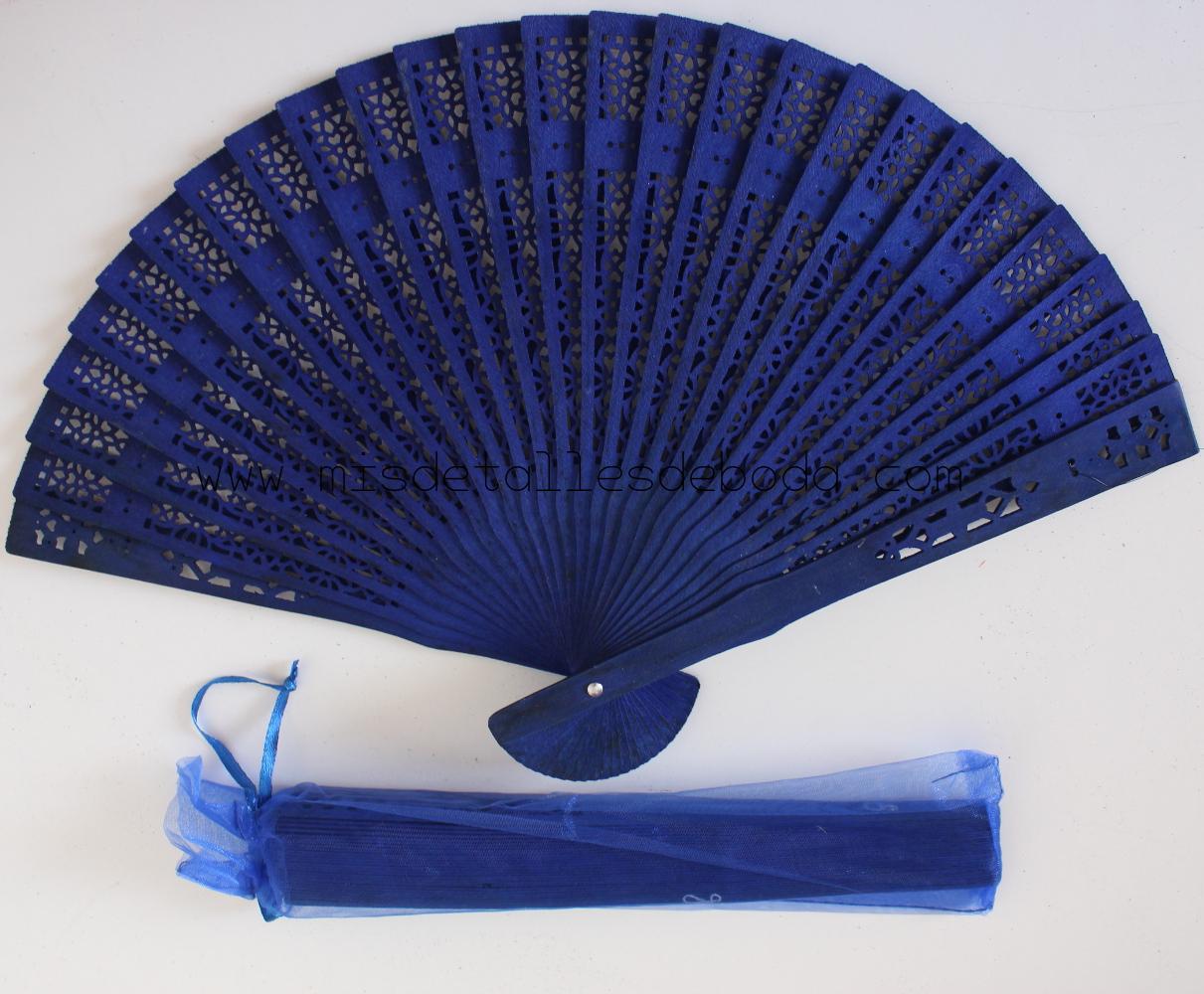 abanico-sandalo-azul-boda-recuerdo-comunion