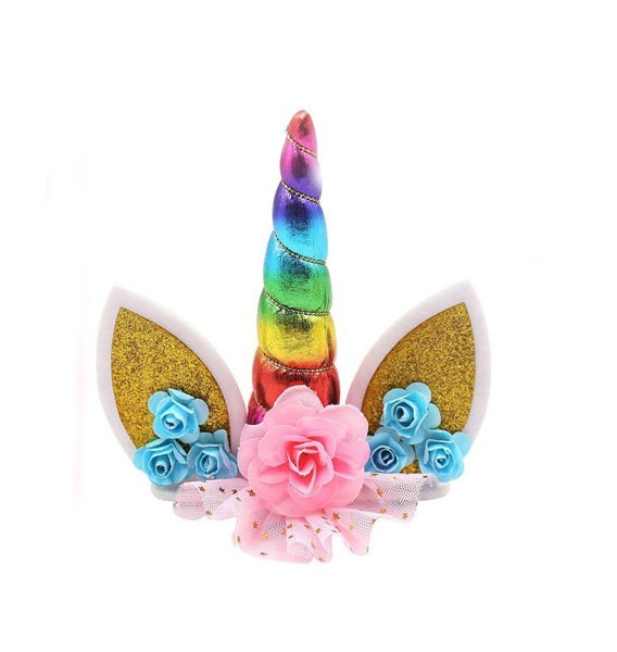 cake-topper-unicornio-arcoiris-decoracion