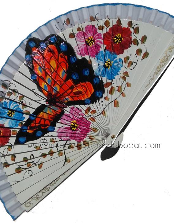 abanico-blanco-mariposa