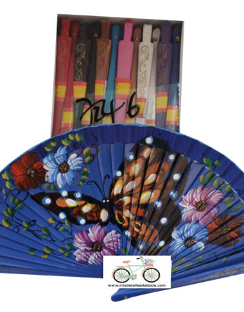 abanico-original-mariposa
